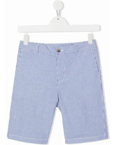 Niebieskie szorty Polo Ralph Lauren