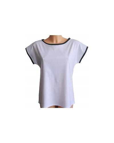 T-shirt bawełniana - biała Burton