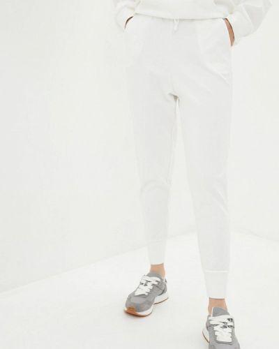 Спортивные брюки - белые Zubrytskaya
