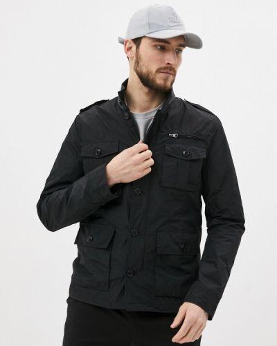 Облегченная черная куртка J. Hart & Bros
