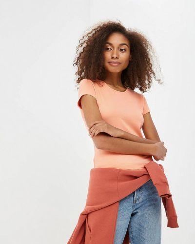 Оранжевая футболка твое