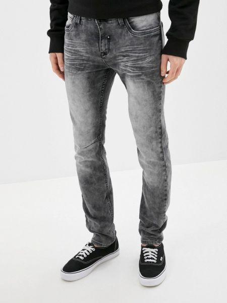 Зауженные джинсы - серые Urban Surface