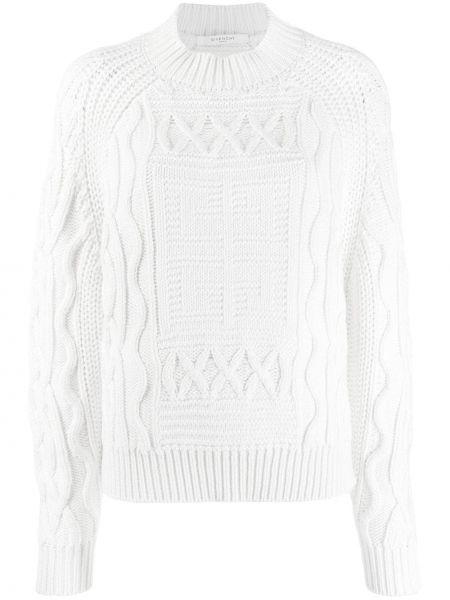 Sweter z kaszmiru bezpłatne cięcie Givenchy