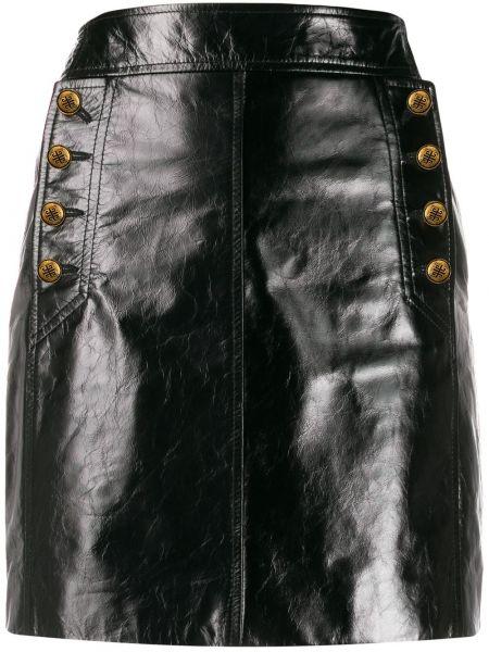 Юбка мини с завышенной талией с карманами Givenchy