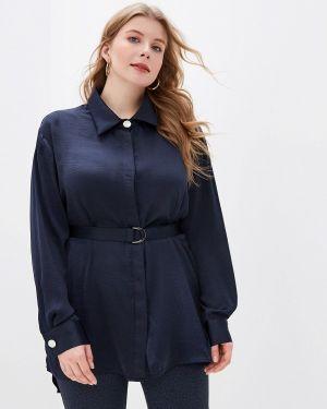 Блузка синяя Ovs