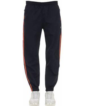 Спортивные брюки с карманами на резинке Adidas Originals