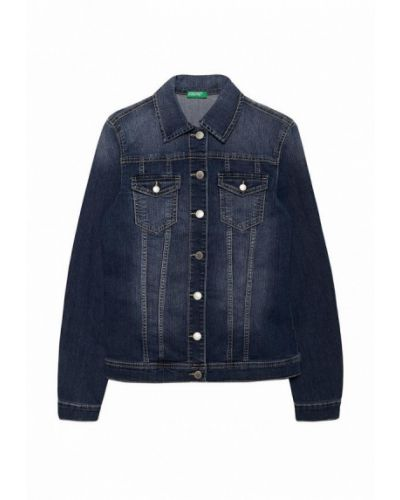 Куртка весенняя джинсовая United Colors Of Benetton