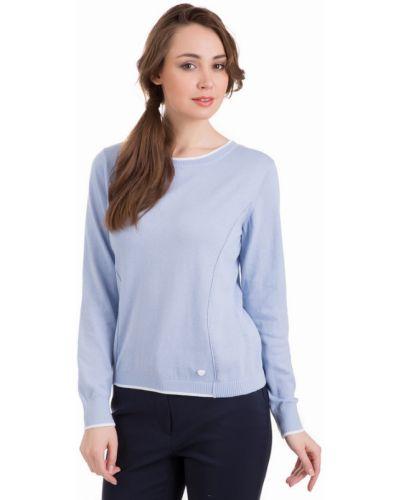 Голубой пуловер Pezzo