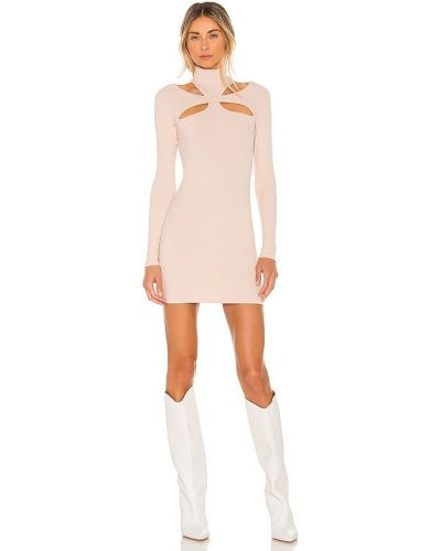 Трикотажное платье - бежевое H:ours
