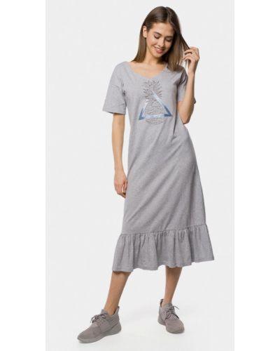 Платье футболка весеннее Mr520