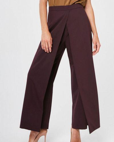 Красные расклешенные брюки Yulia'sway