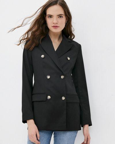 Черный пиджак Self Made