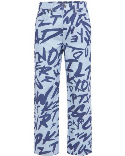 Синие джинсы Jaded London