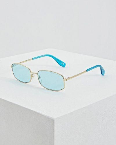 Солнцезащитные очки голубой Marc Jacobs