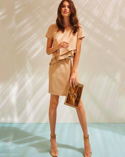 Платье весеннее из вискозы Patrizia Pepe