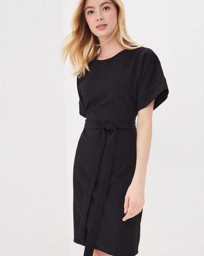 Платье польское черное Stylove