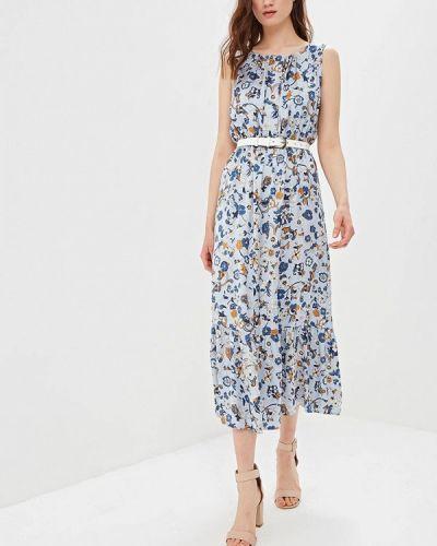 Платье прямое Villagi