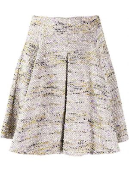 Расклешенная юбка мини винтажная Missoni Pre-owned