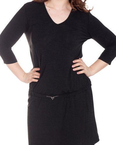 Платье для беременных однотонное черное Lacywear