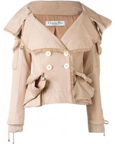Розовая куртка Christian Dior Pre-owned