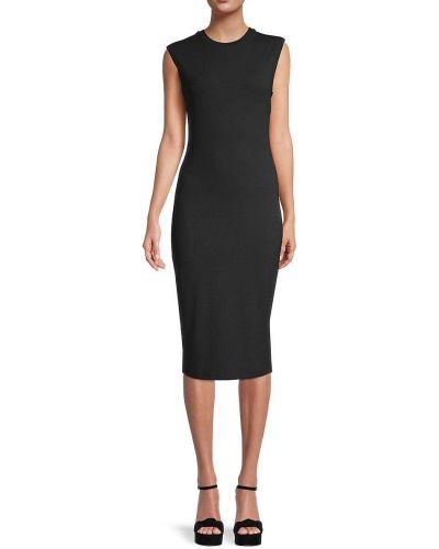 Черное платье без рукавов Bcbgeneration