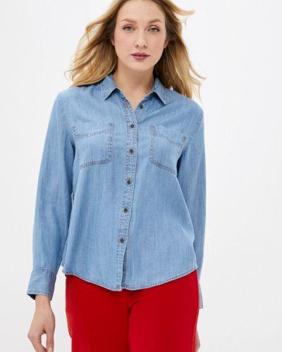 Джинсовая рубашка Marks & Spencer