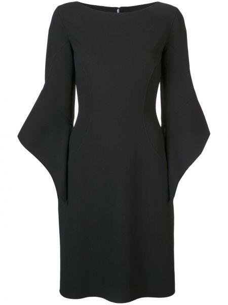 Платье прямое черное Michael Kors Collection