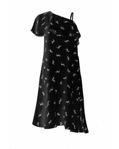 Черное платье Finn Flare
