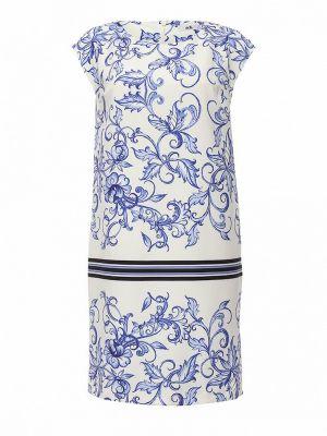 Прямое платье - белое Adl