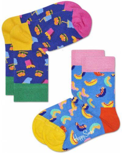 Колготы зеленый Happy Socks