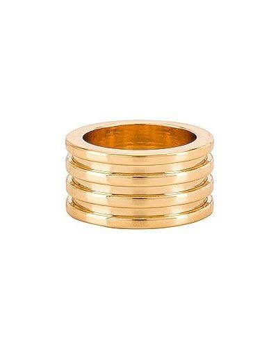 Złoty pierścionek Ettika
