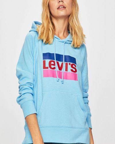 Кофта на резинке с капюшоном Levi's®