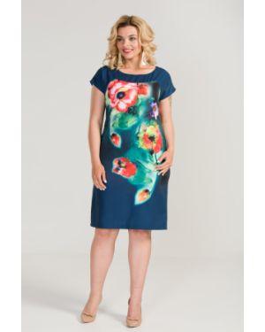 Платье платье-сарафан с кокеткой марита