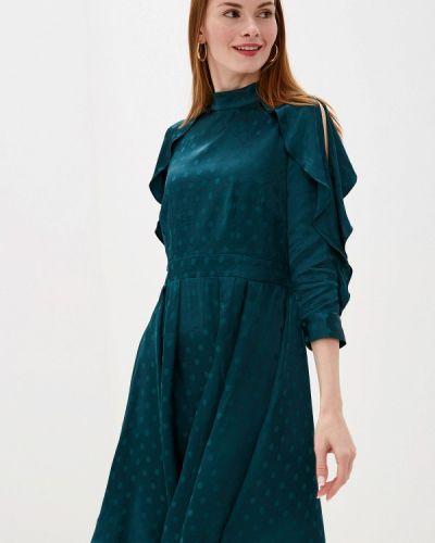 Платье прямое осеннее Little Mistress