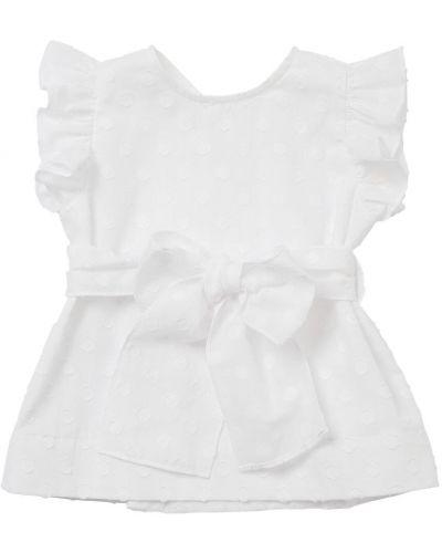 Biała koszula bawełniana Il Gufo