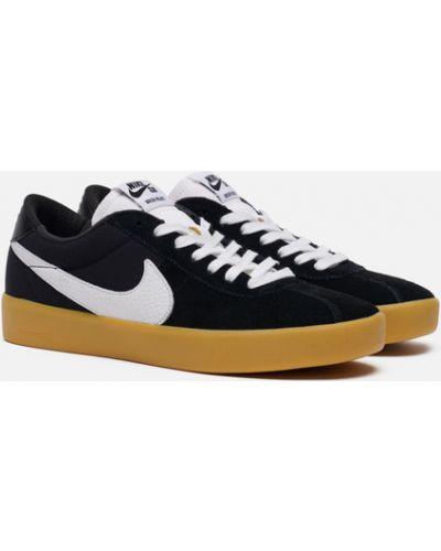 Кожаные кроссовки с подкладкой Nike Sb