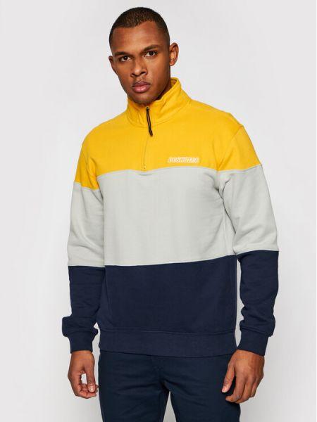 Żółta bluza Dc