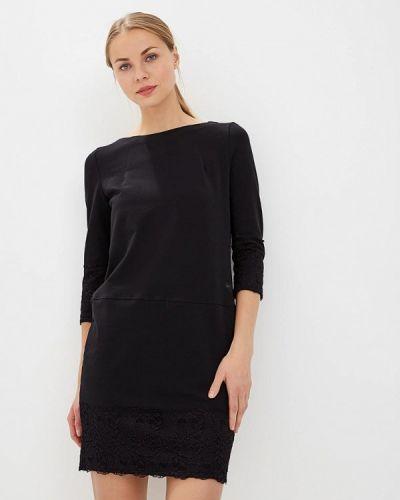 Черное платье весеннее Grishko