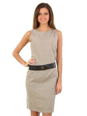 Хлопковое платье - серое Cerruti 18crr81