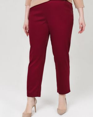 Зауженные летние брюки с карманами с открытым носком с короткими рукавами Sparada