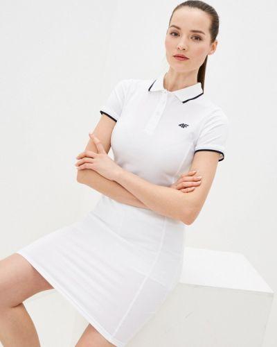 Белое платье 4f
