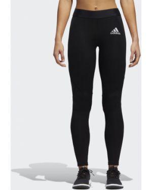 Леггинсы для фитнеса в полоску Adidas