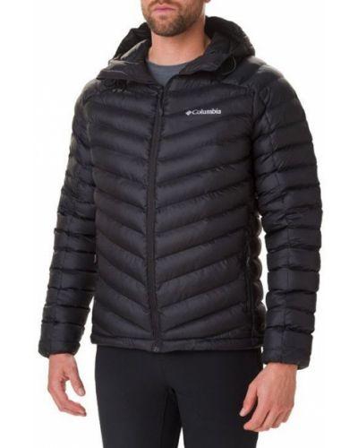Черная куртка с подкладкой Columbia