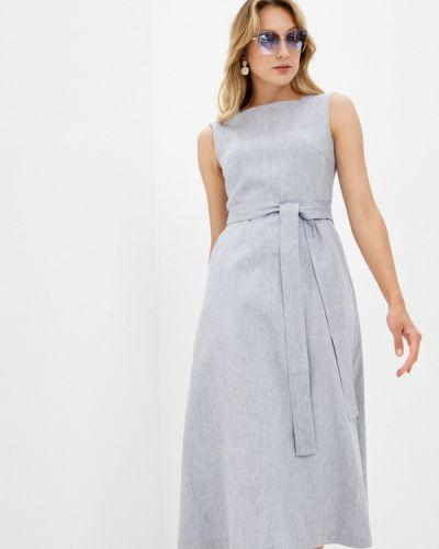 Платье - голубое энсо
