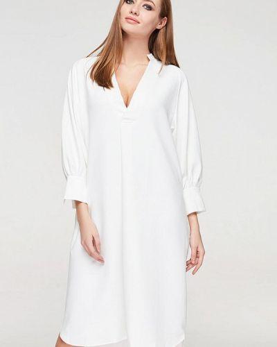 Платье - белое Brunello De Neri