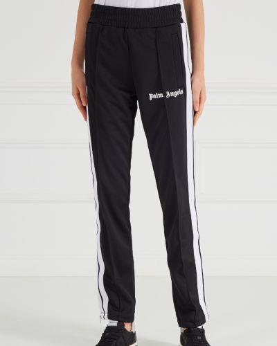 Спортивные брюки на резинке со стрелками Palm Angels