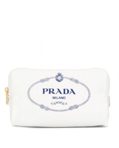 Косметичка белый Prada