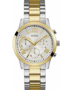 Часы - белые Guess