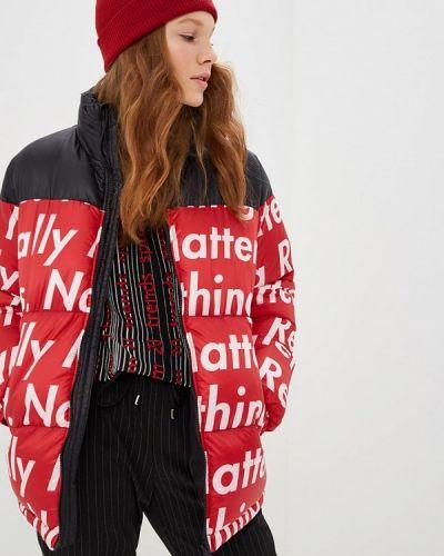 Зимняя куртка весенняя утепленная Befree