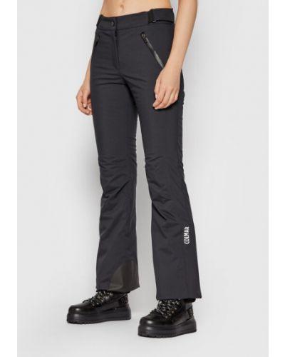 Czarne spodnie Colmar